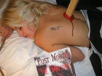 This picture is the last that will be seen on the covers of Post Mortem Magazine.