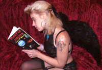 Shadup!  I'm reading!