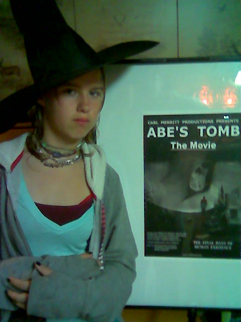 abes tomb the movie